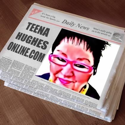 Teena Hughes Newsletter