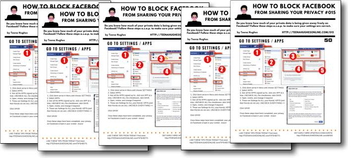 How To Block Facebook From Sharing Your Privacy x5 pix