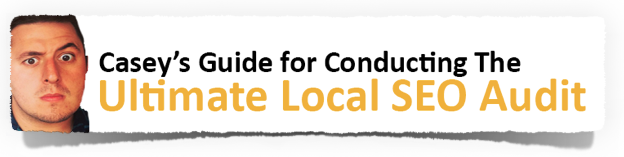 How to do the ultimate local SEO Audit